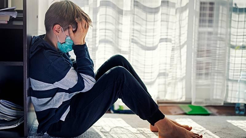 Aumentan los problemas de salud mental en adolescentes por la pandemia