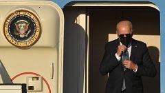 Primer encuentro de Biden y Sánchez en la cumbre de la OTAN