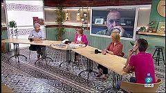 Cafè d'idees - Lluís Mijoler, Emilio Morenatti i donar sang