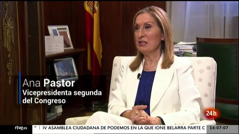 Parlamento - La entrevista - Ana Pastor, vicepresidenta segunda del Congreso - 12/06/2021