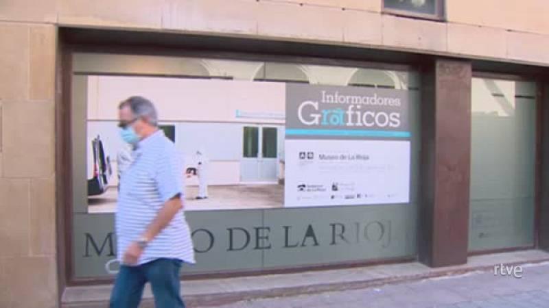 Las mejores instantáneas de los fotoperiodistas de La Rioja se pueden visitar en el Museo de La Rioja
