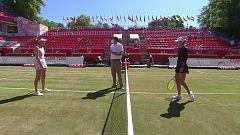 Tenis - WTA Torneo Berlín: E. Alexandrova - A. Kalinskaya