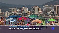 111 persones han mort a Catalunya per l'augment de les temperatures