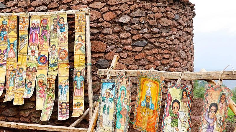 Sin equipaje - Etiopía: tierra sagrada - ver ahora