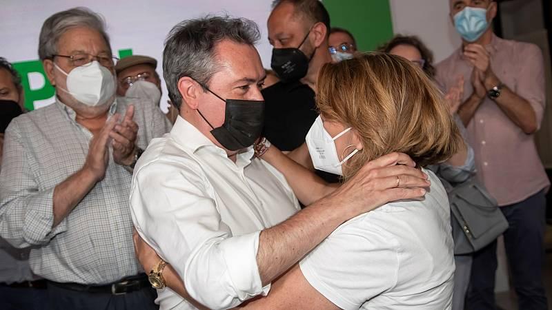 Ferraz espera que Susana Díaz dimita como secretaria general del PSOE-A tras la victoria de Espadas