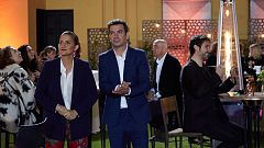 Arturo Valls entra en cocinas para conocer a los aspirantes