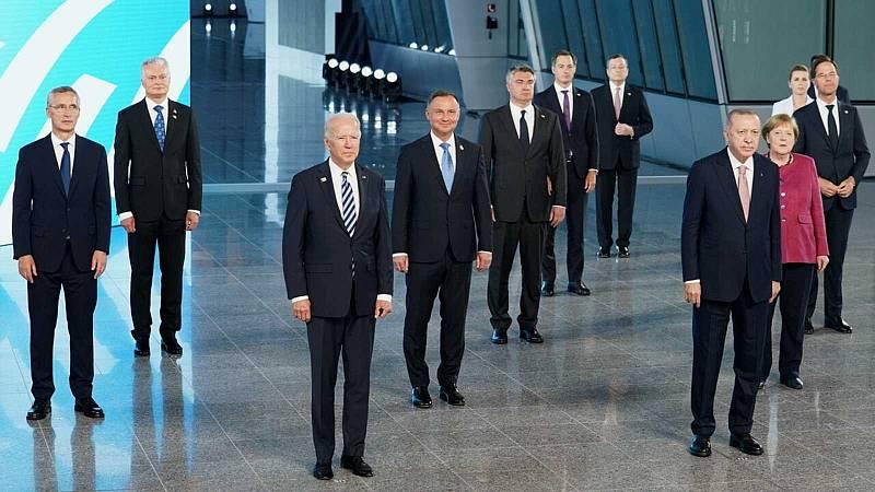 Las relaciones con Rusia, el auge de China y el cambio climático marcan la cumbre de la OTAN en Bruselas