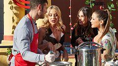 Luna, Miri y Aitana entran para conquistar las cocinas