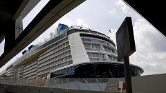 Vuelve el turismo de cruceros desde Estados Unidos con los primeros contagiados detectados a bordo