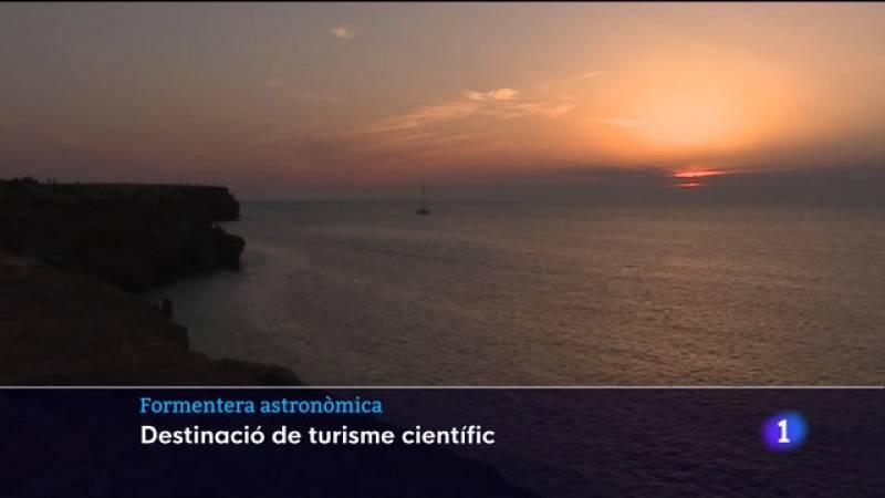 Formentera Astronòmica reuneix a apassionats del firmament