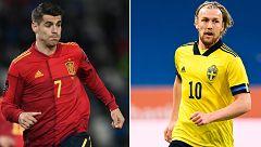 España, ante la hora de su debut en la Eurocopa