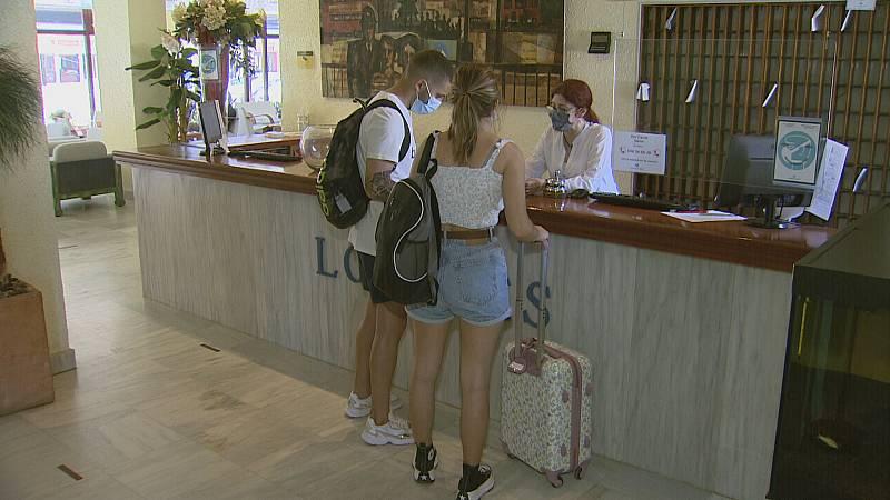 Vídeo sobre la reactivación del turismo