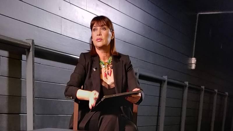 Días de Cine - Entrevista completa con Mabel Lozano