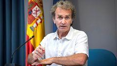 Especial informativo - Coronavirus. Comparecencia de Fernando Simón y de Alfredo González - 14/06/21