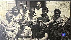 186 escalones en recuerdo de los canarios en Matthausen