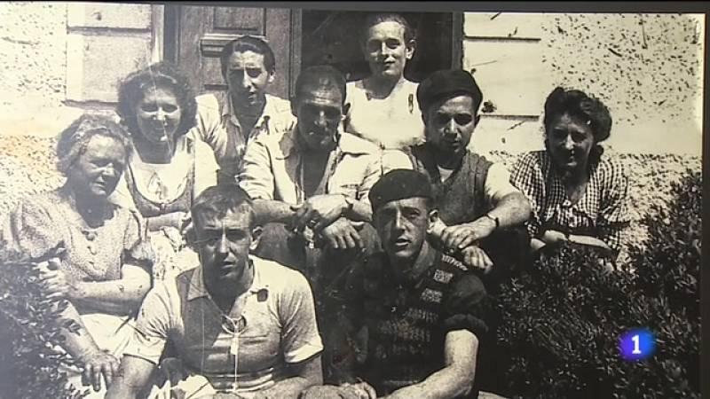 Una exposición recuerda a los 45 canarios que pasaron por este campo de concentración