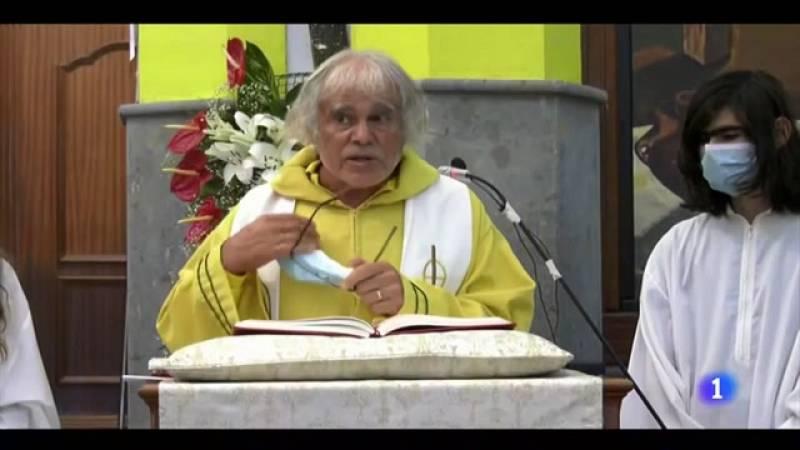 El Padre Baez justifica el crimen de Tomás Gimeno