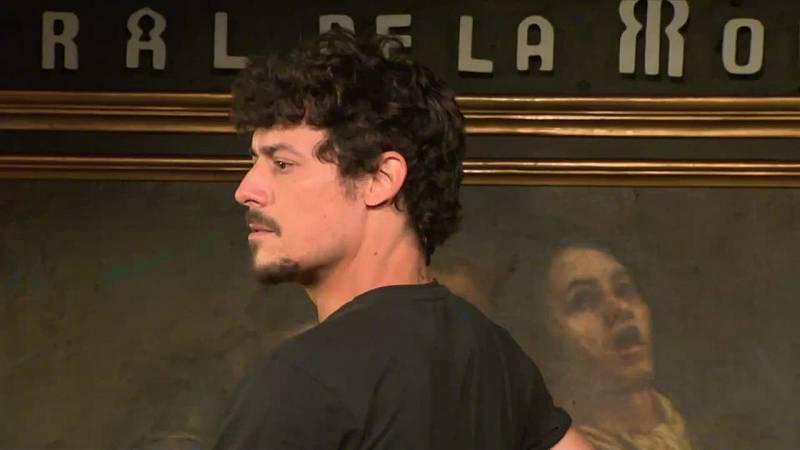 El bailaor Jesús Carmona, premio Benois al Mejor bailarín del mundo