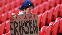 El susto de Eriksen continúa presente en la selección danesa y ha recordado otros casos similares