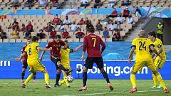 España domina pero no marca, así fue el debut de La Roja en la Eurocopa