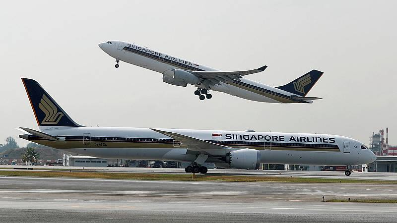 Acuerdo entre la UE y EE.UU. que pone fin a la disputa comercial entre Boeing y Airbus