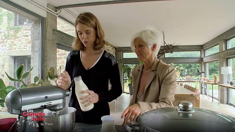 Las recetas de Julie - El gusto del pan - ver ahora