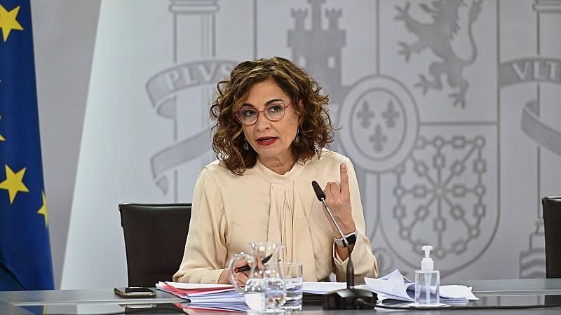"""El Gobierno lamenta que el PP abandone el pacto antitransfuguismo: """"Es una triste noticia""""  - Ver ahora"""