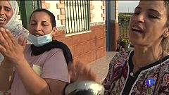 Las temporeras de la campaña fresera de Huelva regresan a Marruecos