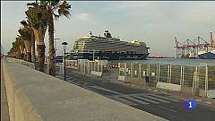 Vuelven los cruceros a Andalucía tras 15 meses