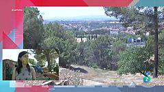 La Metro - Polèmica pel camp de golf, Llogar a Mataró i Visita a la Torre de la Creu