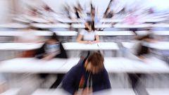 Día de emociones para muchos aspirantes a la universidad al conocer sus notas de la EBAU