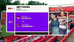 Tenis - WTA 500 Torneo Berlín: Andrea Petkovic - Victoria Azarenka