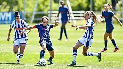 La Primera División femenina de fútbol ya es profesional