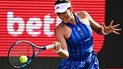 Tenis - WTA 500 Torneo Berlín: Garbiñe Muguruza - Sorana Cirstea