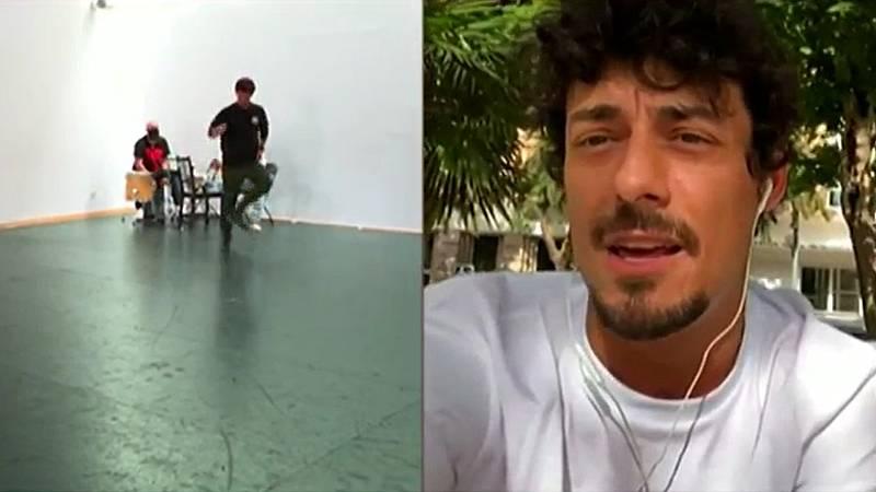 """Jesús Carmona, premio al Mejor bailarín del mundo: """"Muy feliz por este reconocimiento"""""""