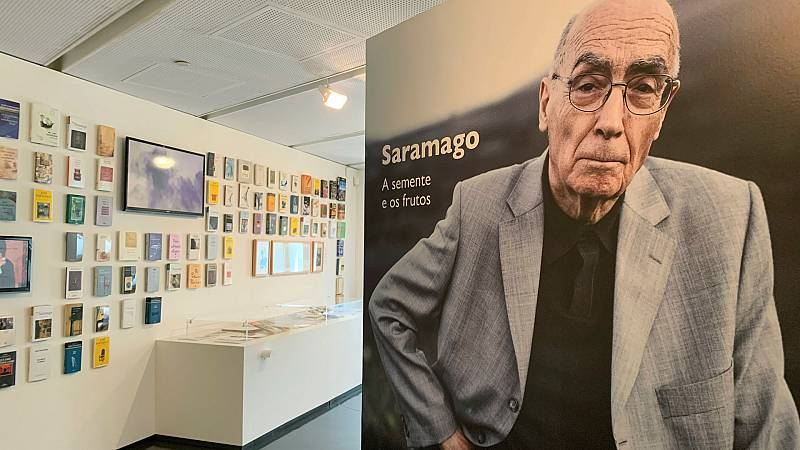 Cien años del nacimiento de José Saramago