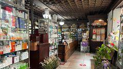 España Directo - Centenarios: la farmacia de León con más de 100 años