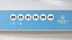 Sorteo de la Lotería Bonoloto y Euromillones del 15/06/2021
