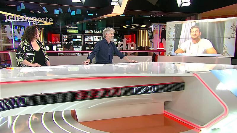 Objetivo Tokio - Programa 165  - ver ahora