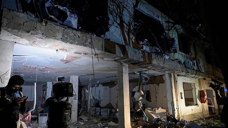 Un atentado contra una base militar en Colombia deja 36 heridos - Ver ahora