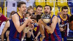 Pau Gasol gana otra Liga Endesa con el Barça 20 años después