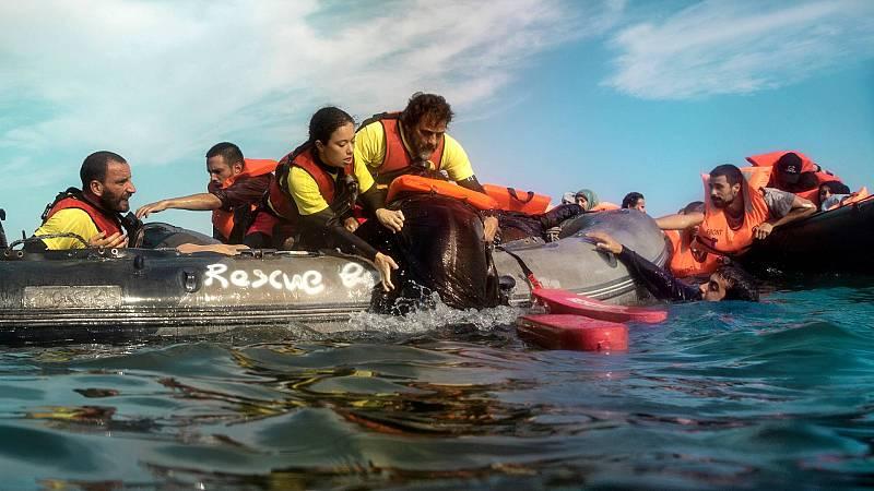 RTVE.es estrena el tráiler de 'Mediterráneo', una película con Dani Rovira, Eduard Fernández y Anna Castillo