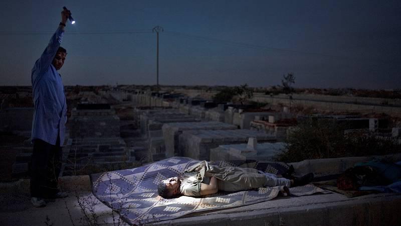 Detrás del instante - La foto de Maysun en la guerra de Siria