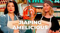 Entrevista a Jiaping y Amelicious, expulsadas de Masterchef 9