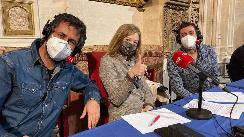 Así ha sonado el especial 'De pe a pa' desde la catedral de Burgos - Ver ahora