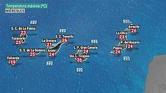 El tiempo en Canarias - 16/06/2021