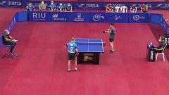 Tenis de mesa - Copa de SSMM Los Reyes. Final Masculina