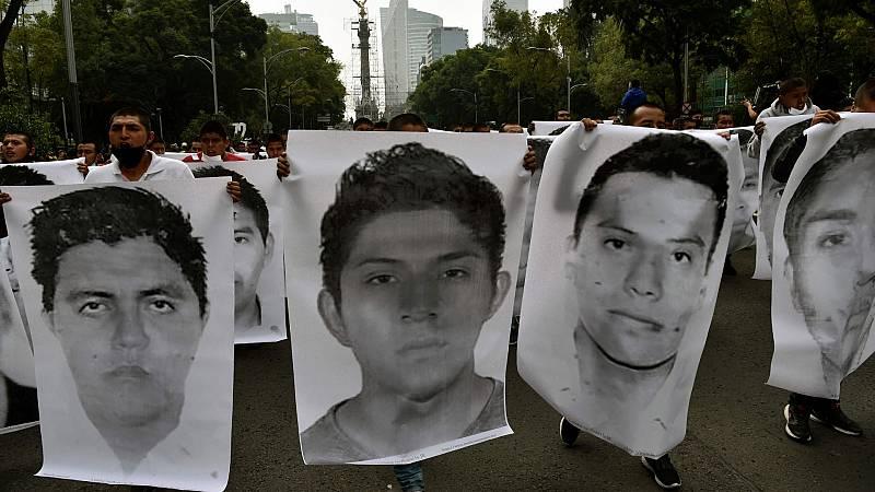 Identifican en México a otro estudiante de los 43 desaparecidos en Iguala hace seis años