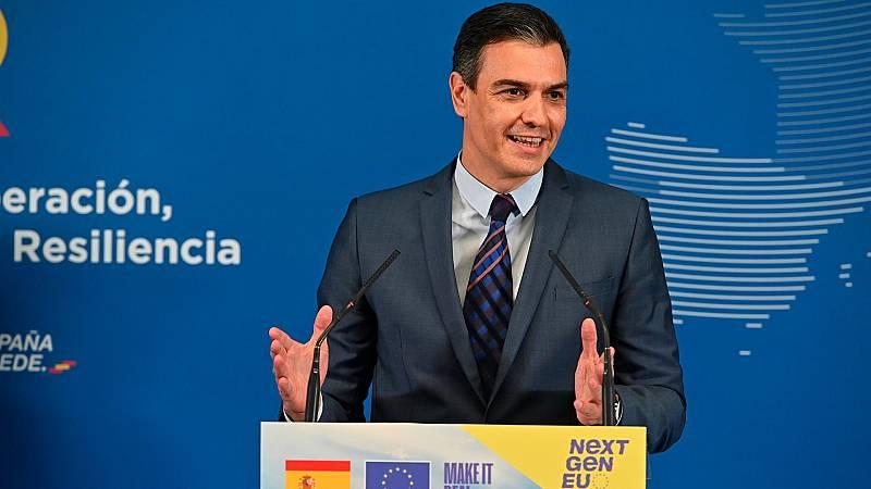 """Sánchez, sobre los posibles indultos: """"No lo hacemos por los afectados, lo hacemos por la sociedad catalana y española"""""""