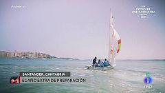 España Directo - Gemma Mengual cambia la natación sincronizada por la vela 470